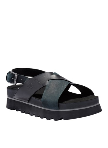 Timberland Timberland Siyah Kadın Sandalet Siyah